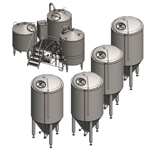 Breweries Compact 2000