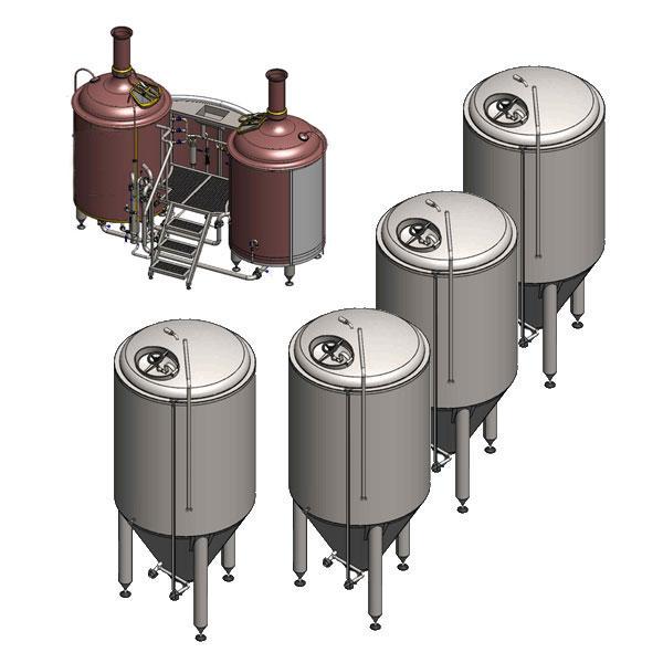 Breweries LITE-ME 600