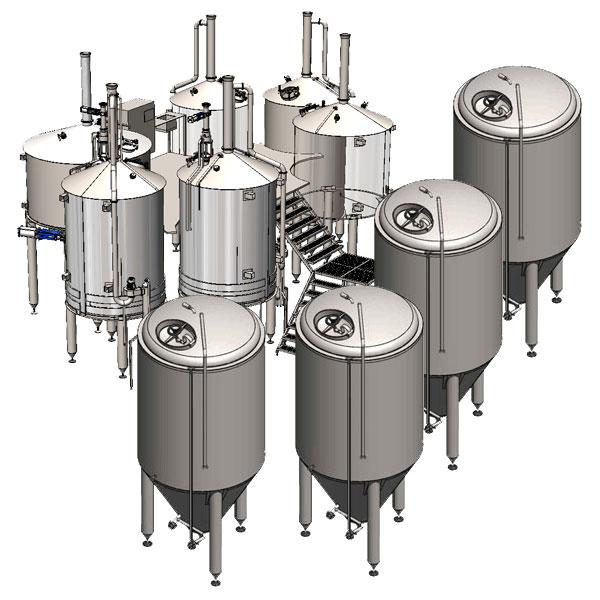 Pivovary OPPIDUM 4000