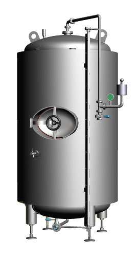 maturation bright beer tank vertical 02 270x500 - BPT | Beer production tanks