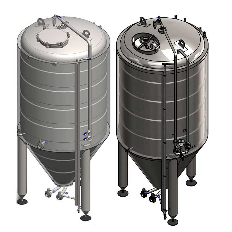 Tanks to primary beer fermentation