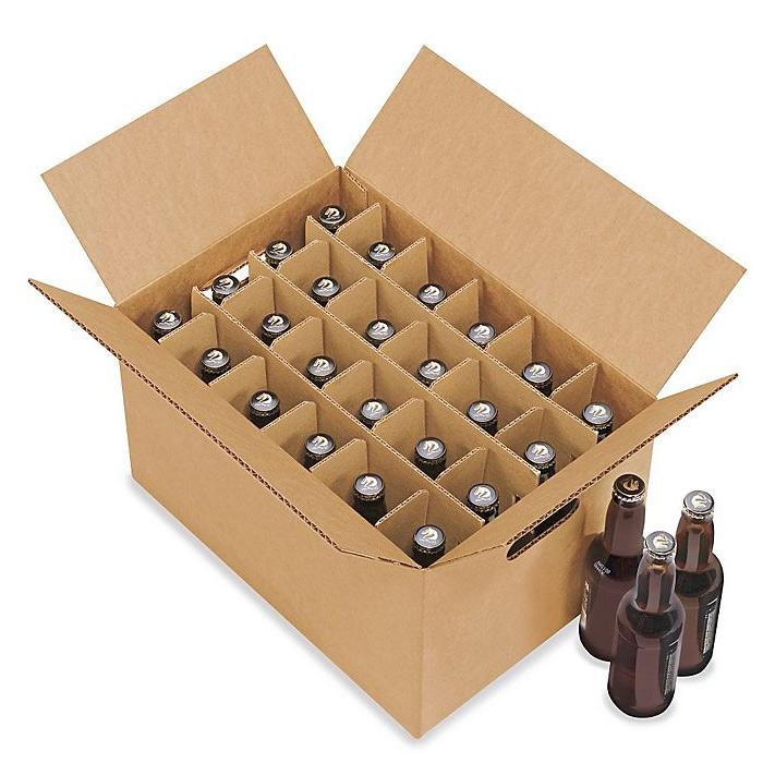 stroje na balení lahví