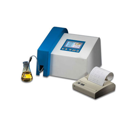 Measure systems for the chemical analysis