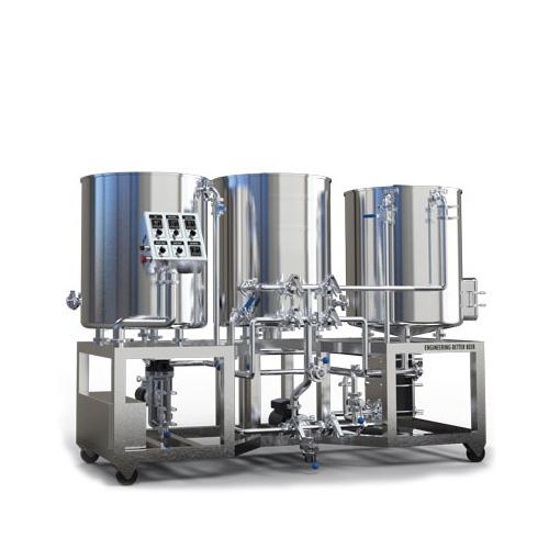 Stroje na výrobu mladiny Brewtrion