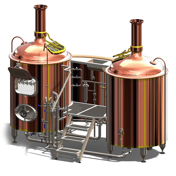Breworx Classic brewhouse wort machine