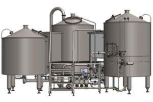 Wort brew machines